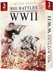 WWII - Big Battles of World War II [Box Set]