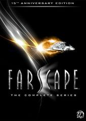 Farscape - Complete Series (27-DVD)