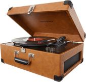 Crosley CR6249A-TA Keepsake Deluxe Portable USB