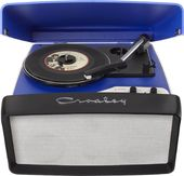 Crosley CR6010A-BL Collegiate Portable USB