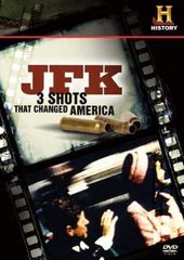History Channel - JFK: 3 Shots That Changed
