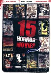 15 Horror Movies (2-DVD)
