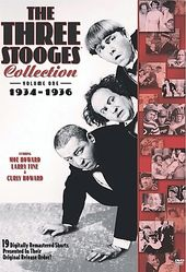 The Three Stooges - Collection, Volume 1: