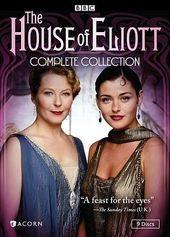 The House of Eliott - Complete Collection (9-DVD)