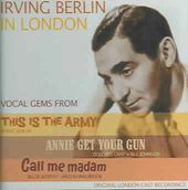 Irving Berlin in London: Vocal Gems from This is