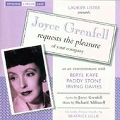 Joye Grenfell Requests Pleasure of Your / O.L.C.