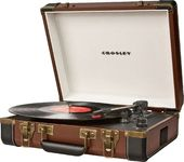 Crosley CR6019A-BR Executive Portable USB