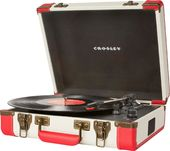 Crosley CR6019A-RE Executive Portable USB