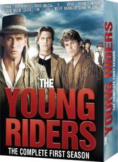 The Young Riders - Season 1 (5-DVD)