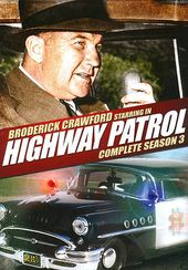 Highway Patrol - Season 3 (5-DVD)