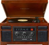 Crosley CR7007A-MA Patriarch Entertainment Center