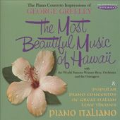 The Most Beautiful Music of Hawaii / Piano