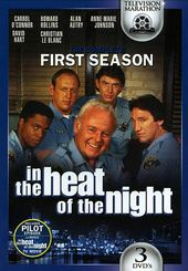In the Heat of the Night - Season 1 (3-DVD)