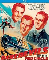 Daredevils of the Red Circle (Blu-ray)