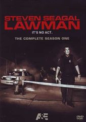 Steven Seagal: Lawman - Complete Season 1 (2-DVD)