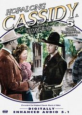Hopalong Cassidy - Volume 8 (Outlaws Of The