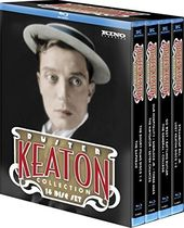 Buster Keaton Collection (Blu-ray)
