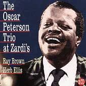 The Oscar Peterson Trio At Zardi's (Live) (2-CD)