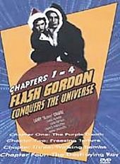 Flash Gordon Conquers the Universe, Chapters 1-4