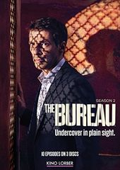 The Bureau - Season 2 (3-DVD)
