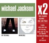 Off The Wall / Invincible (2-CD)