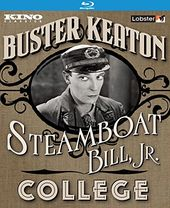 Steamboat Bill, Jr. / College (Blu-ray)