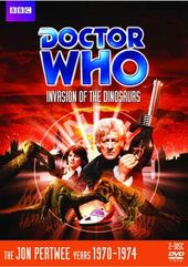 Doctor Who - #071: The Invasion of the Dinosaurs