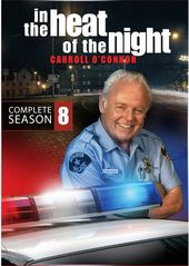 In the Heat of the Night - Season 8 (4-DVD)
