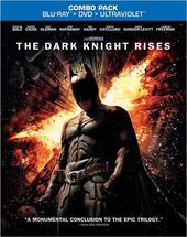 The Dark Knight Rises (Blu-ray + DVD)