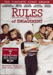 Rules of Engagement - Complete 1st Season