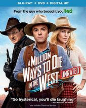A Million Ways To Die In The West (Blu-ray + DVD)