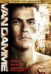 Van Damme Triple Feature (3-DVD Collector's Set)