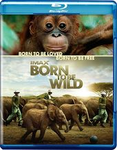 IMAX - Born to Be Wild (Blu-ray)