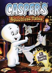 Casper the Friendly Ghost - Casper's Spookiest
