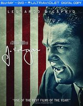 J. Edgar (Blu-ray, Includes Digital Copy,