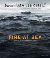 Fire at Sea (Blu-ray)
