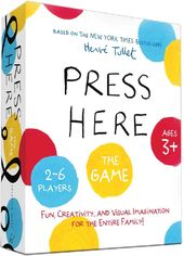 Board Games: Press Here the Game