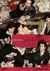Romanzo Criminale - Season 2 (3-DVD)