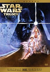Star Wars Trilogy (3-DVD, Full Frame, Limited