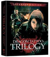 Dragon Tattoo Trilogy (Extended Edition) (4-DVD)