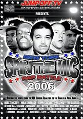 Spin the Mic: New York Rap Battle 2006 Disc 2