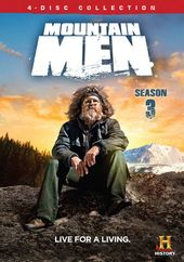 Mountain Men - Season 3 (4-DVD)