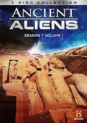 Ancient Aliens - Season 7, Volume 1 (3-DVD)