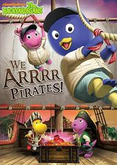 Backyardigans - We Arrrr Pirates