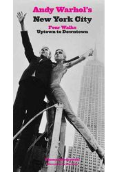 Andy Warhol's New York City: Four Walks, Uptown
