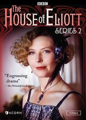 The House of Eliott - Series 2 (3-DVD)