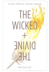 The Wicked + the Divine 1: The Faust Act