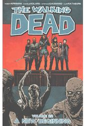 The Walking Dead 22: A New Beginning