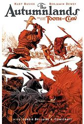 The Autumnlands 1: Tooth and Claw