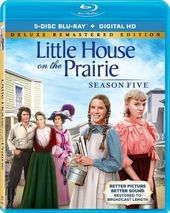 Little House on the Prairie - Season 5 (Blu-ray)